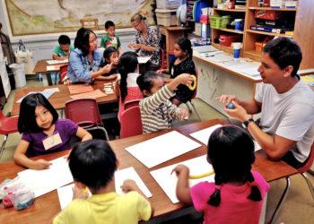 Phương pháp dạy tiếng Anh trẻ em