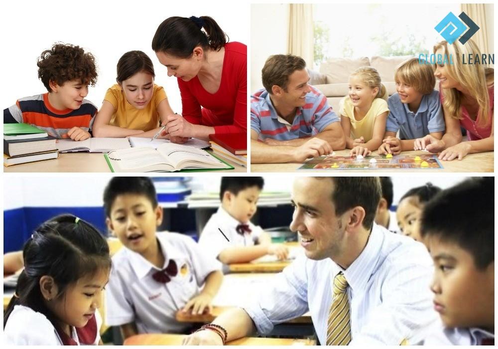 Nâng cao kĩ năng tiếng Anh cho trẻ em