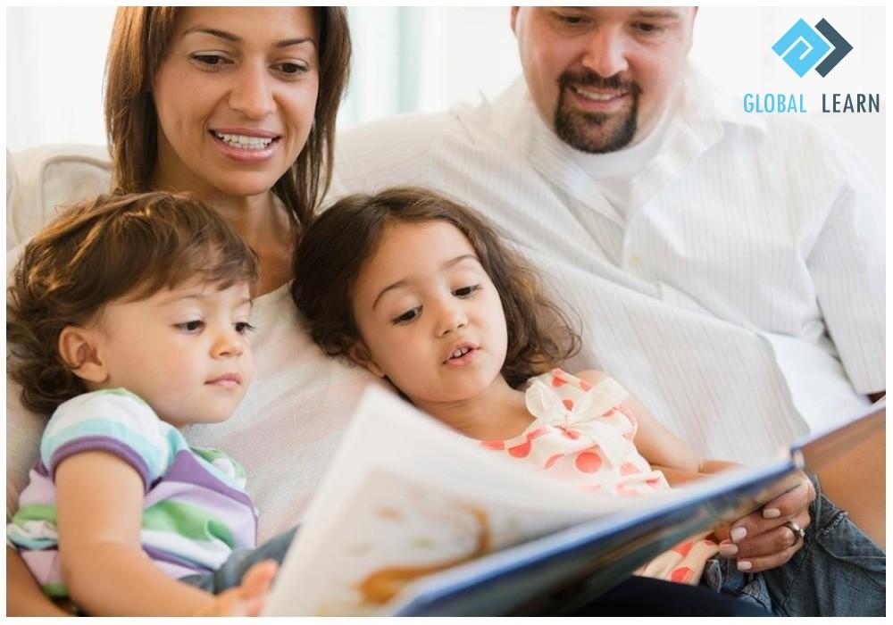 Phương thức dạy tiếng Anh giao tiếp tại nhà