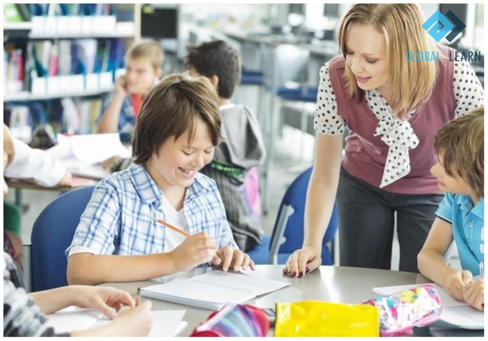 Phương pháp dạy con học ngoại ngữ