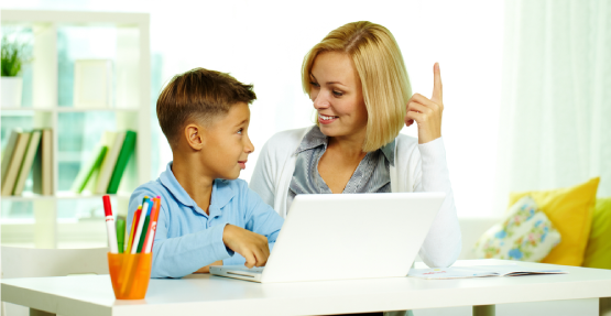 Giáo viên tiếng Anh dạy tại nhà cho trẻ em