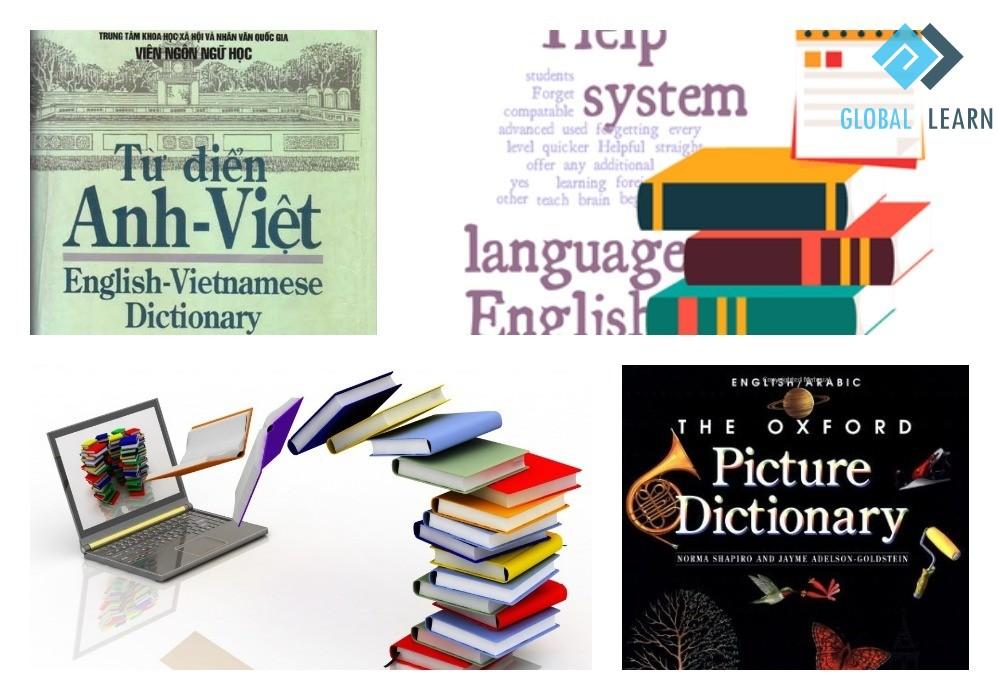 Tìm hiểu các loại từ điển tiếng Anh
